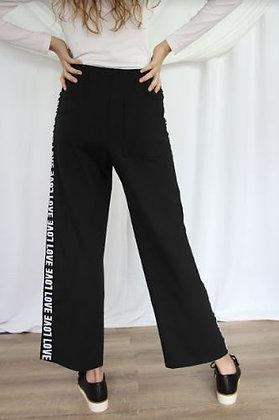 Jaclyn M Haven Love Pant Black