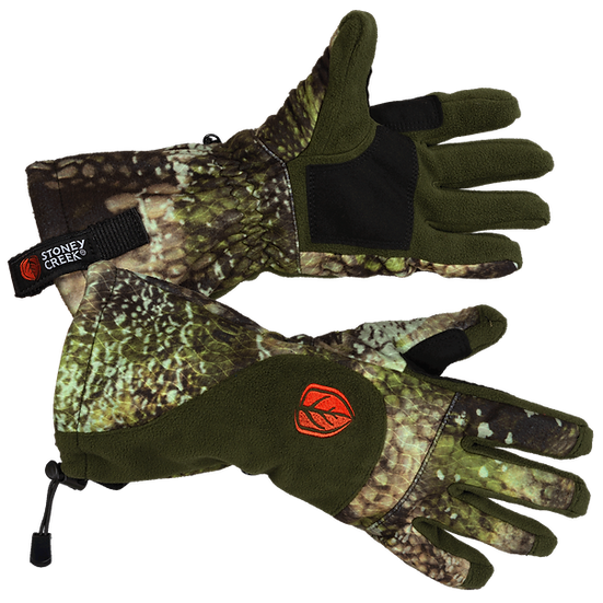 Stoney Creek - Windproof Glove - Tuatara Camo