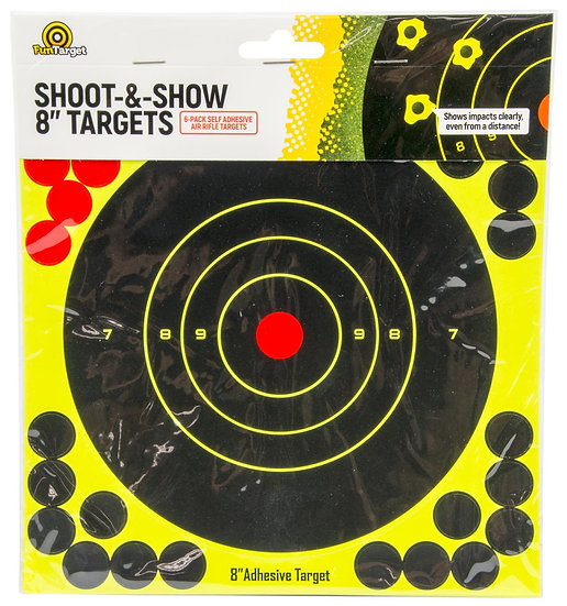 Fun Target - Shoot and Show