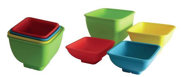 Avanti Kitchen Werks Silicone Measuring Bowls
