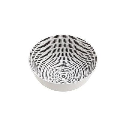 Salisbury & Mirfin - Geometric Bowl - Large