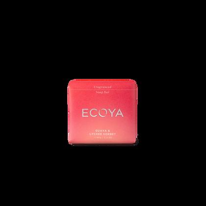 Ecoya Soap Guava and Lychee
