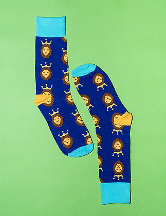 Sock it Up - King of my own Jungle