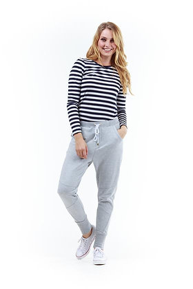 Pretty Basic - Malik Pant - Grey