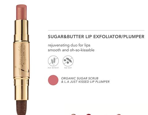 Sugar & Butter Lip Exfoliator / Plumper