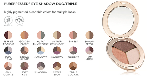 PurePressed Eye Shadow Duo / Triple