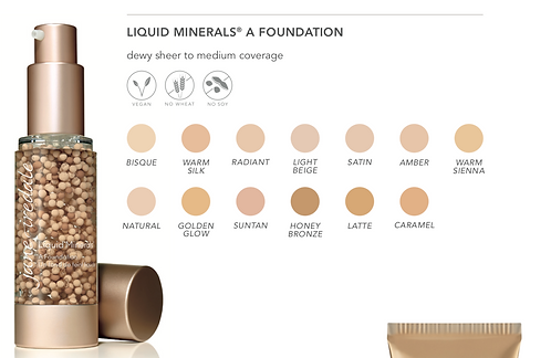 Liquid Minerals A Foundation