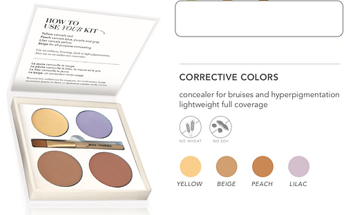 Corrective Colors