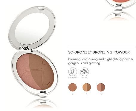 So Bronze Bronzing Powder