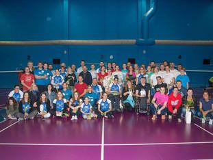 4. badmintonový turnaj Ligy vozíčkářů
