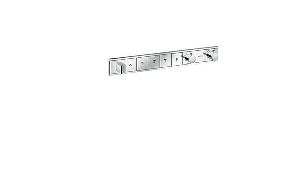 HANSGROHE RAINSELECT FS CONC.5 FUNCT.WHITE/CHR