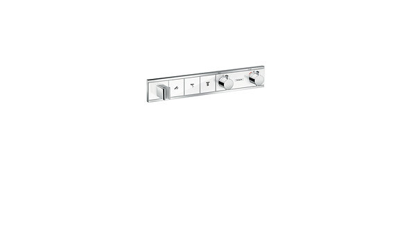 HANSGROHE RAINSELECT FS CONC.3 FUNCT.WHITE/CHR