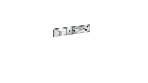HANSGROHE RAINSELECT FS CONC.2 FUNCT.WHITE/CHR