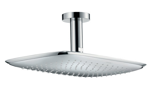 HANSGROHE PURAVIDA OHS 400MM CEIL 100MM CHROME