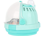 gutongyuan Portable Hamster Carry Cage,