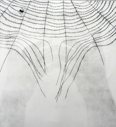 Spider's web on hands.jpg
