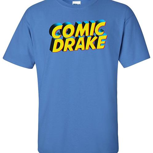 Comic Drake Logo T-Shirt