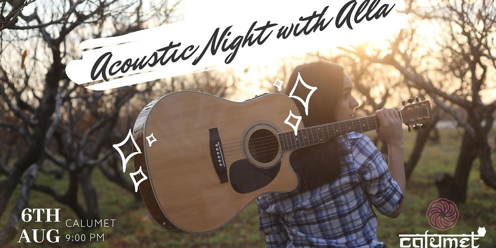 Acoustic Night with Alla