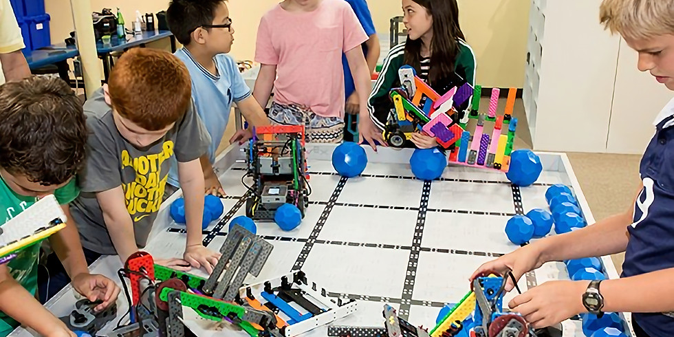 VEX Robotics Engineering Seminar