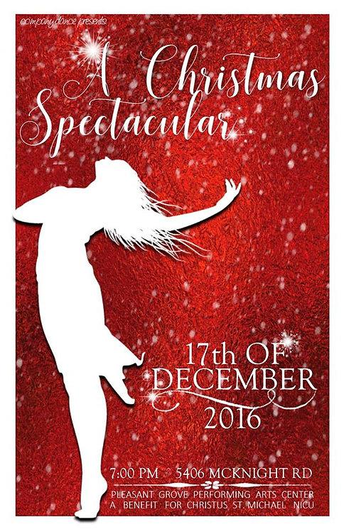 Co Dance 2016 Christmas Spectacular