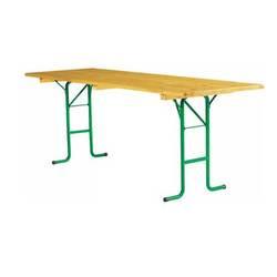 Table sapin pliante