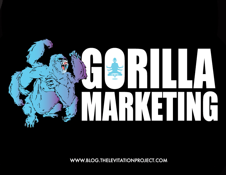 Levitation Gorilla Marketing