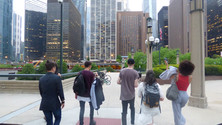 On location in Chicago