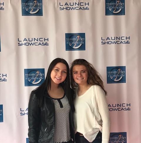 Launch Showcase