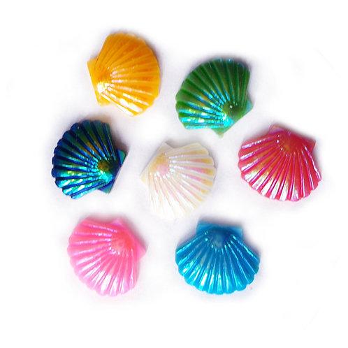 Small Shells - 10x12mm (20pcs)