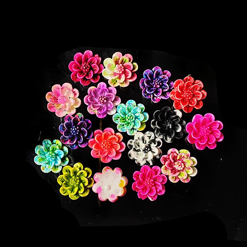 Flowers 41 - 11mm (20pcs)