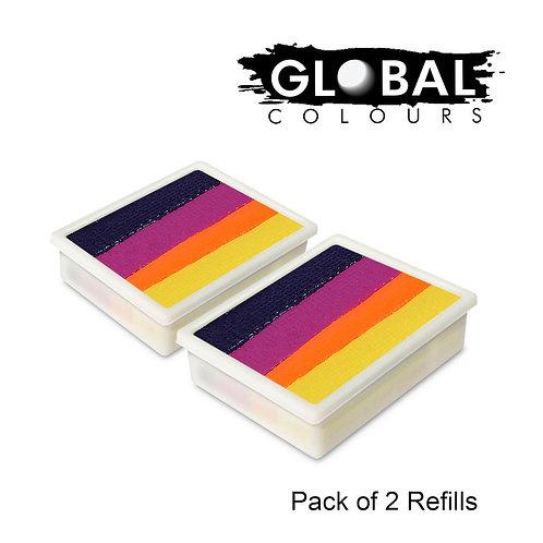 Global 10g Refills (2x) Hobart