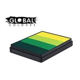 Global Rainbow Cake Everglades - 50g