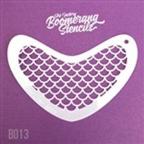 Boomerang - Mermaid Scale