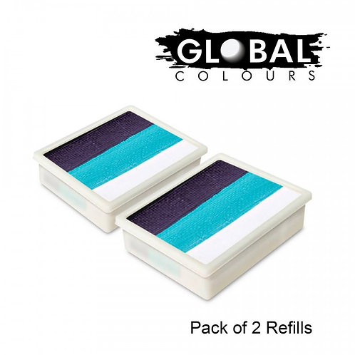 Global 10g Refills (2x) Iceland