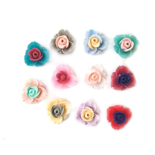 Flowers 9  - 11mm (20pcs)