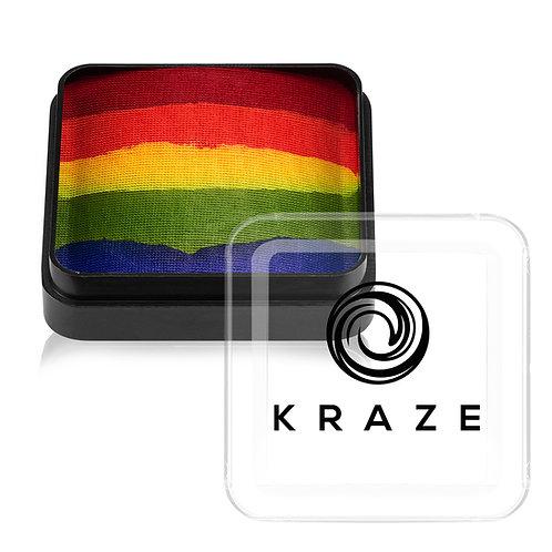 Kraze Dome Cakes - Really Rainbow