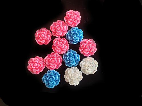 Flowers 50 - 15mm (20pcs)