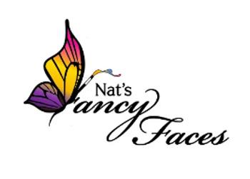 Nat's Fancy Faces Logo