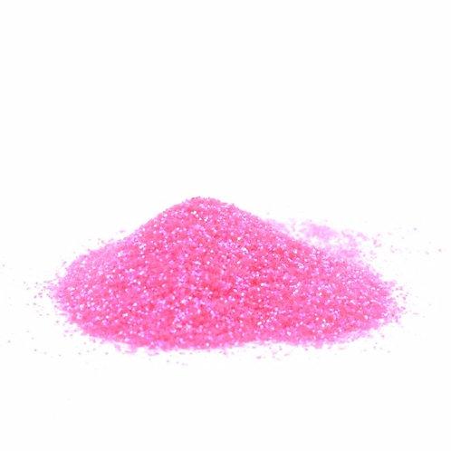 Flamingo Pink - Iridescent Fine Glitter