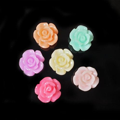 Flowers 42  - 8/10mm (20/25pcs)
