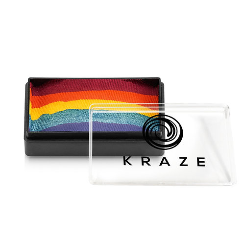 Kraze Domestroke - Girly Girl Rainbow