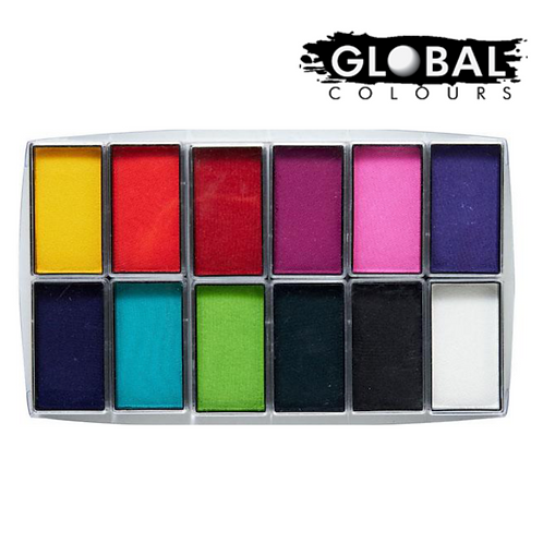 Global Rainbow All You Need Palette