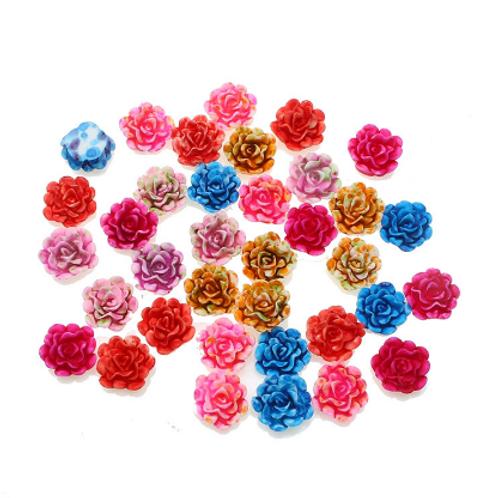 Flowers 59 - 12mm (25 pcs)