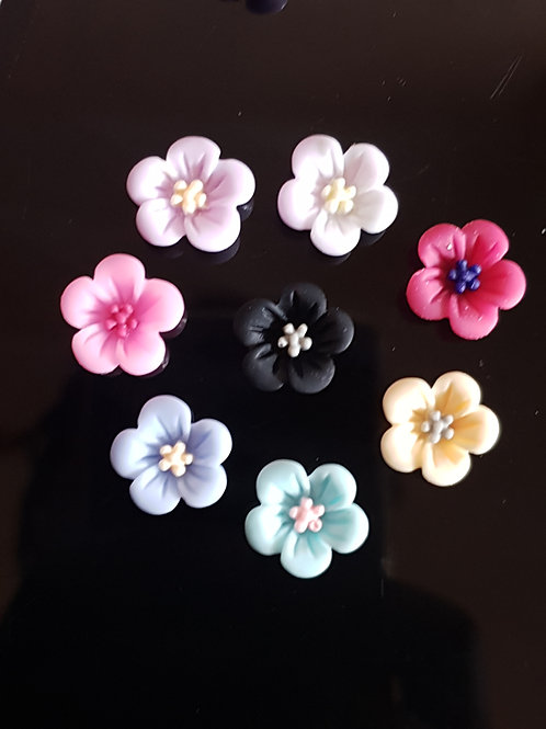 Flowers 22 - 14mm (20pcs)