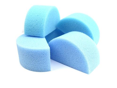 Half Sponges - Firm Blues (10 pack)