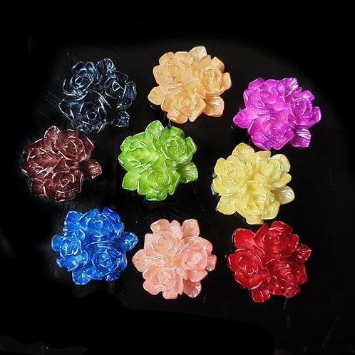 Flowers 49 - 12mm (20pcs)