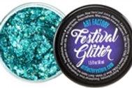 Festival Glitter - Blue Lagoon