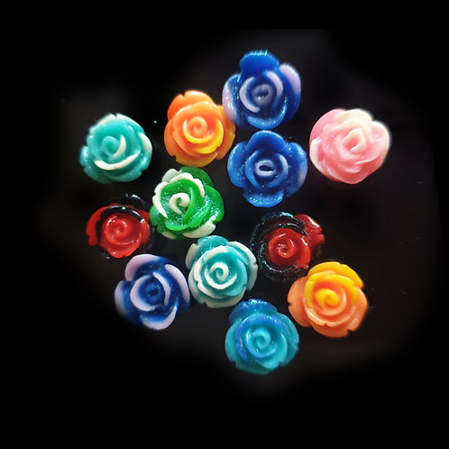Flowers 52 - 10mm (20pcs)