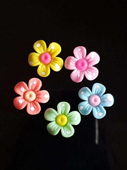 Flowers 29 - 20mm (10pcs)