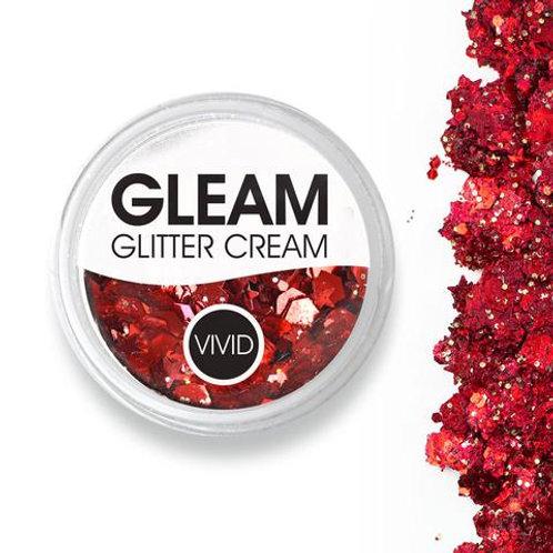 Cardinal - GLEAM Chunky Glitter Cream
